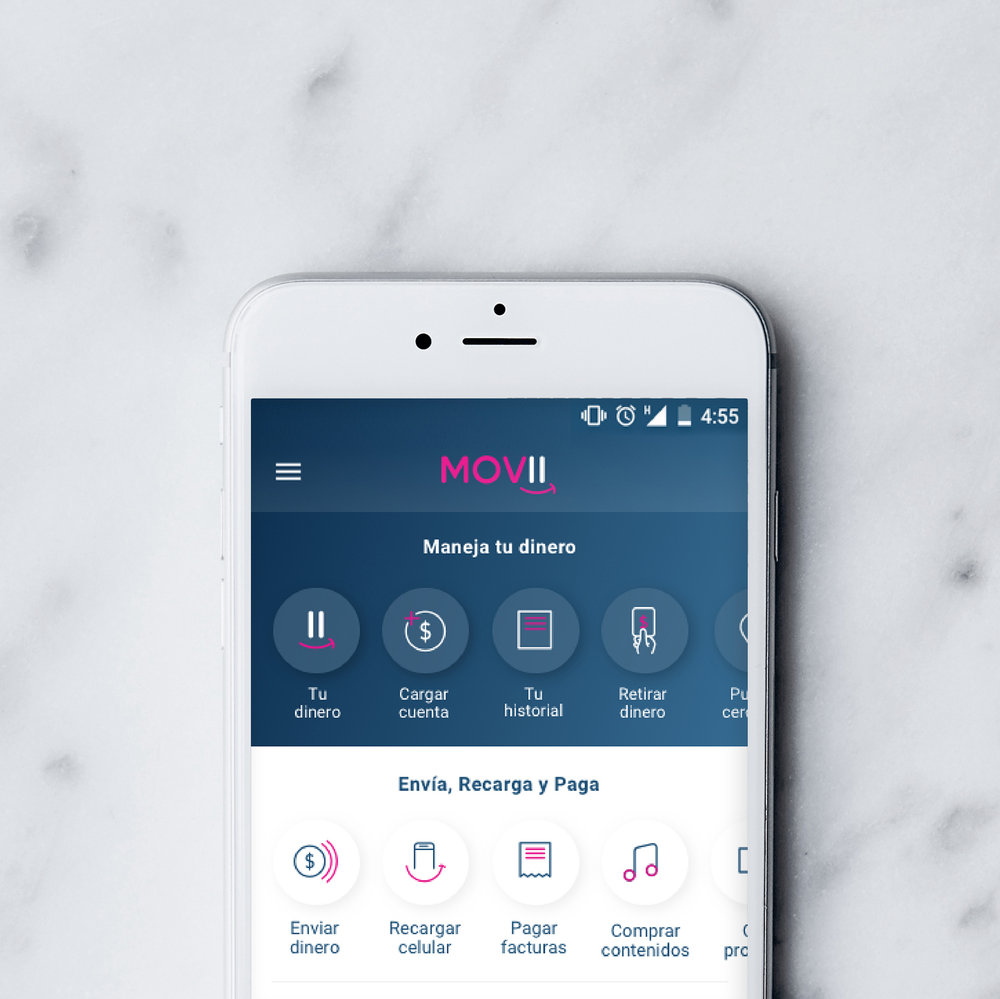 MOVii  Branding estratégico, app design (UX/UI), web y estrategias de comunicación