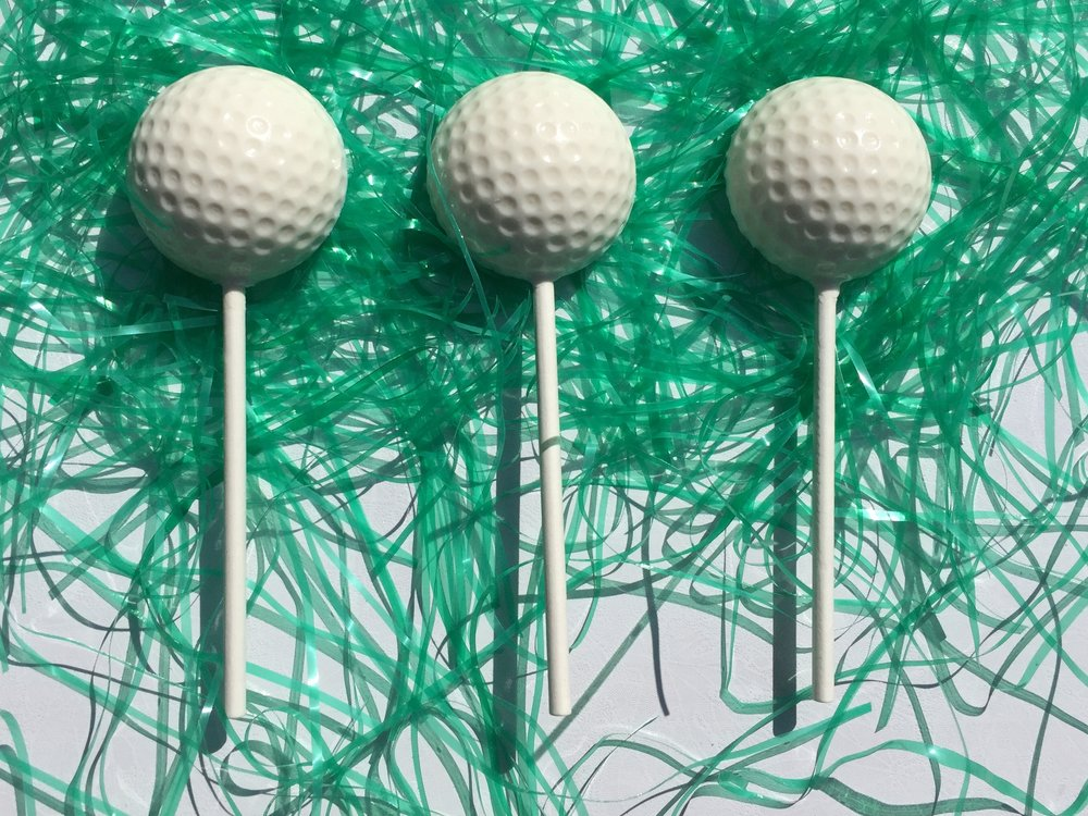 Golf Ball Pops