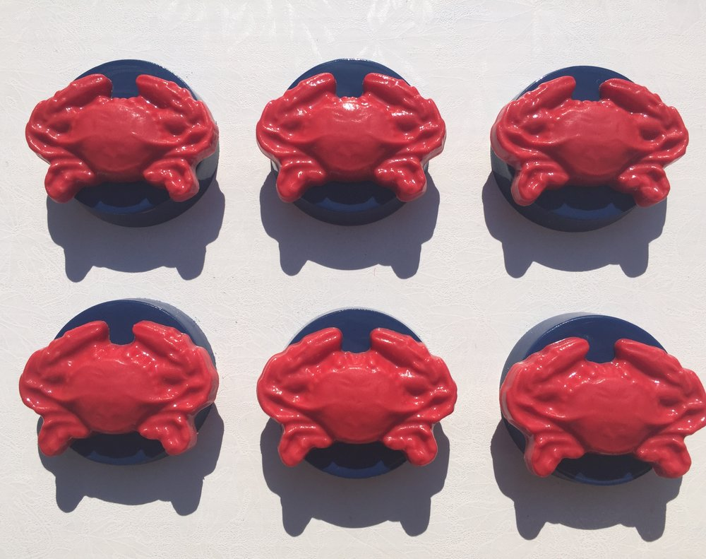Crab Oreos