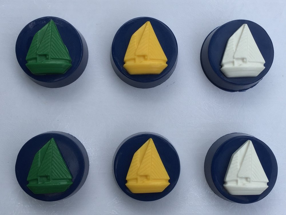 Sailboat Oreos