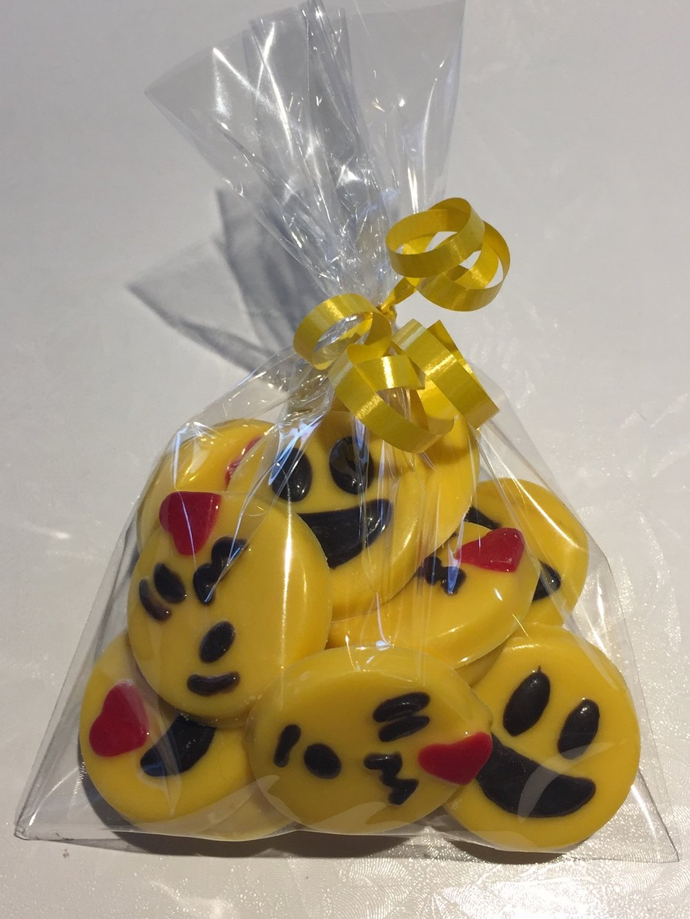 Emoji Candy Favors