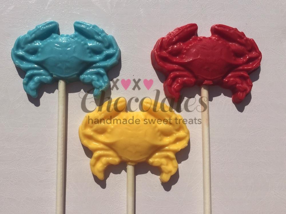 Crab Pops