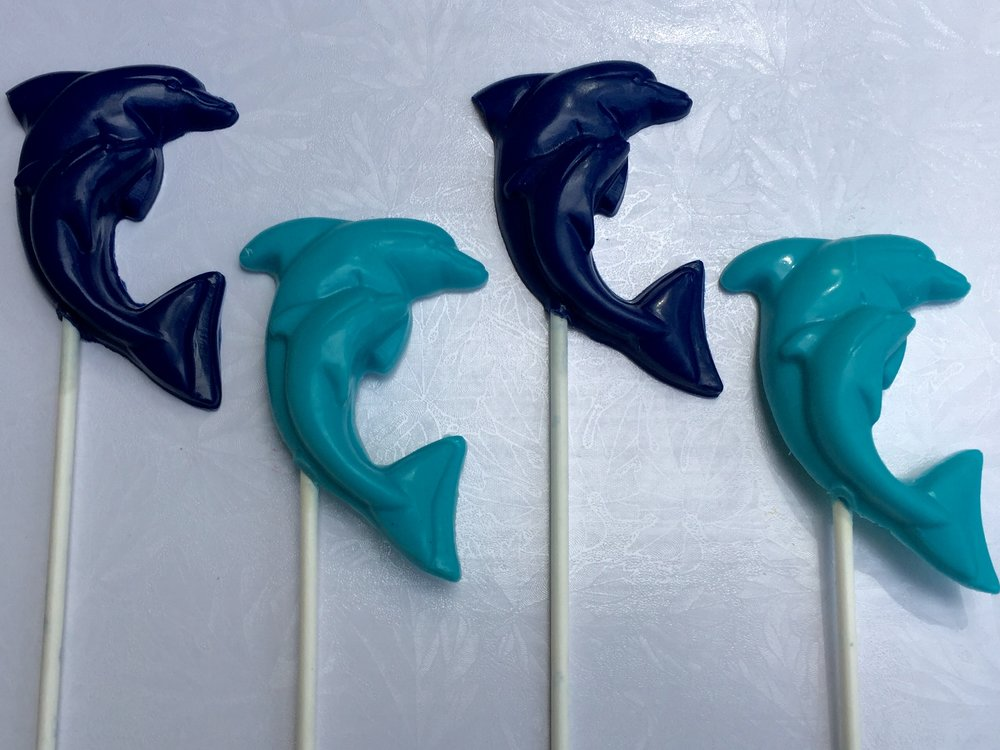 Dolphin Pops
