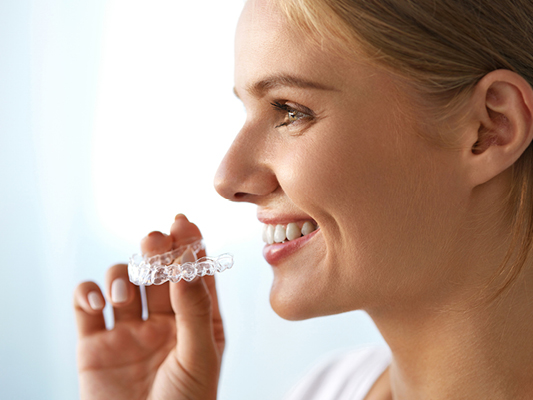 Ankeny Dental Arts provides Invisalign treatment for teeth straightening.