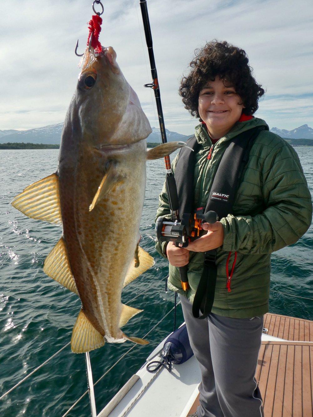 Tromso Fishing