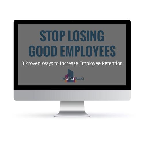 Webinar - Stop Losing Good Employees