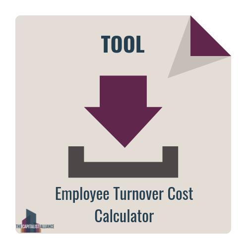 Employee Turnover Cost Calculator