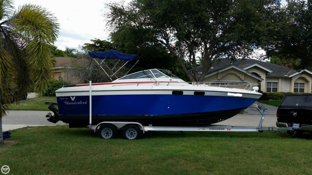 1978 Thunderbird Cabin Motorboat