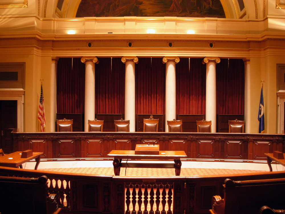 Minnesota's Historic Supreme Court Chamber