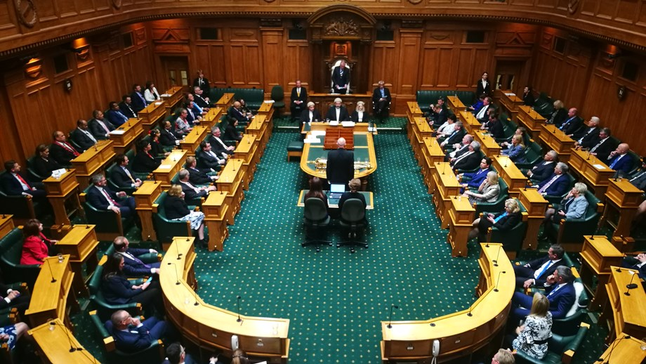 New Zealand's Parliament