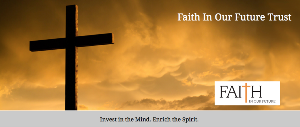 - Siena Catholic Schools of Racine received a grant to fund start-up operations in September 2017 from the Faith in Our Future Trust. We are most grateful.