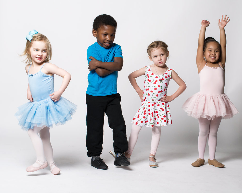 Recreational classes - for all ages : ballet, hip hop, jazz, tap & broadway