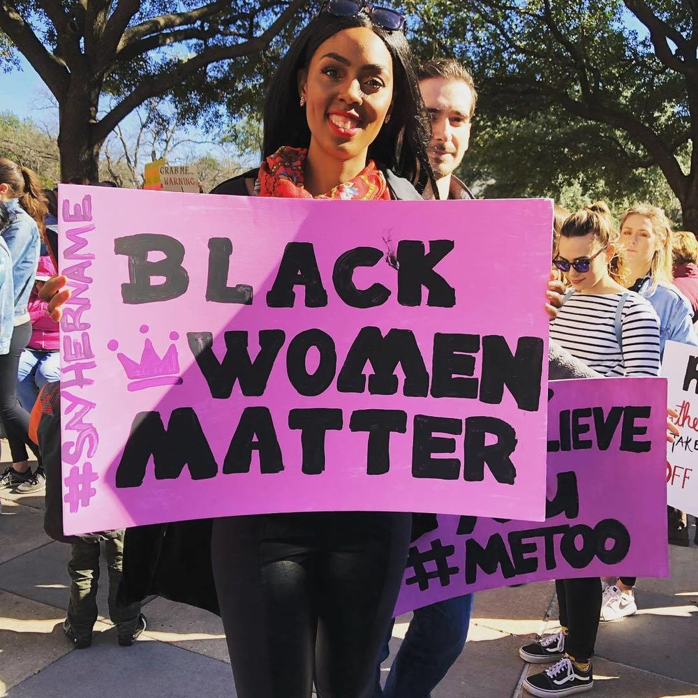 Austin Women's Rally - January 2019