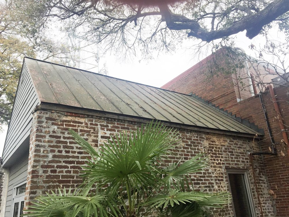 80 Alexander St - Evaluation of 18th century structures on the site of Charleston's original Liberty Tree. Clients: Garvin Design Group, CC&T, KSQ Design