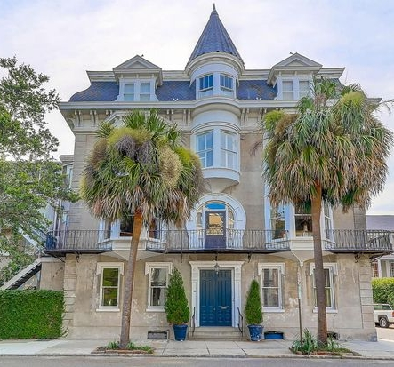 William Ellis Mansion - A monograph on the history of one of the most iconic mansions in Charleston. Client: Carolina One Realty
