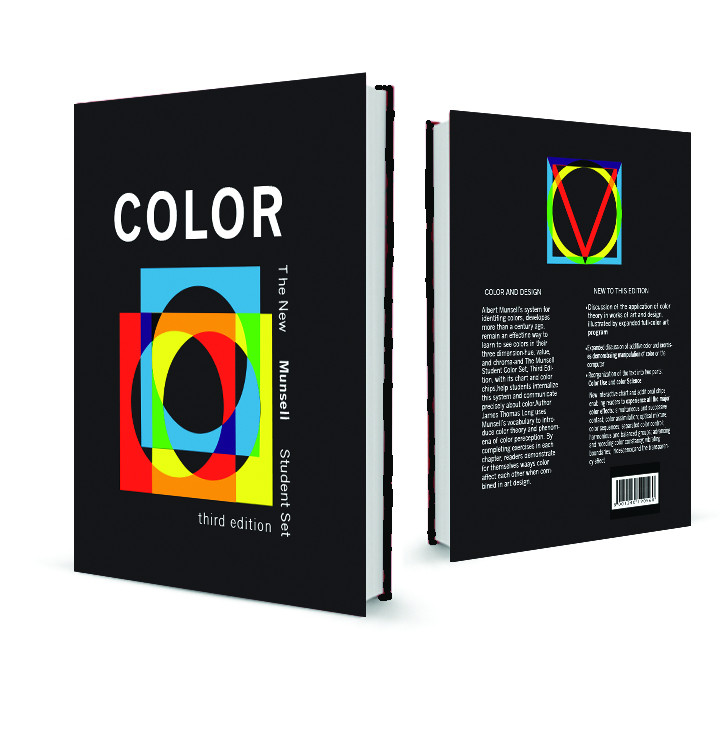 This Project Is A Redesign Book Cover By Name Color Theory In General Bookshops Display Books With Their Facing The Readers