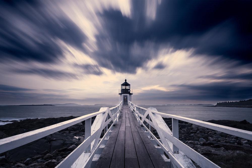 Maine Landscape Photography Workshop Marshall Point Lighthouse