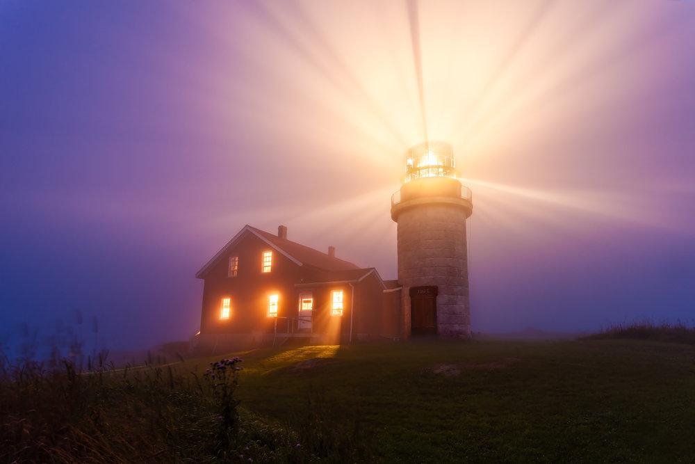Maine Landscape Photography Workshop Seguin Island Lighthouse