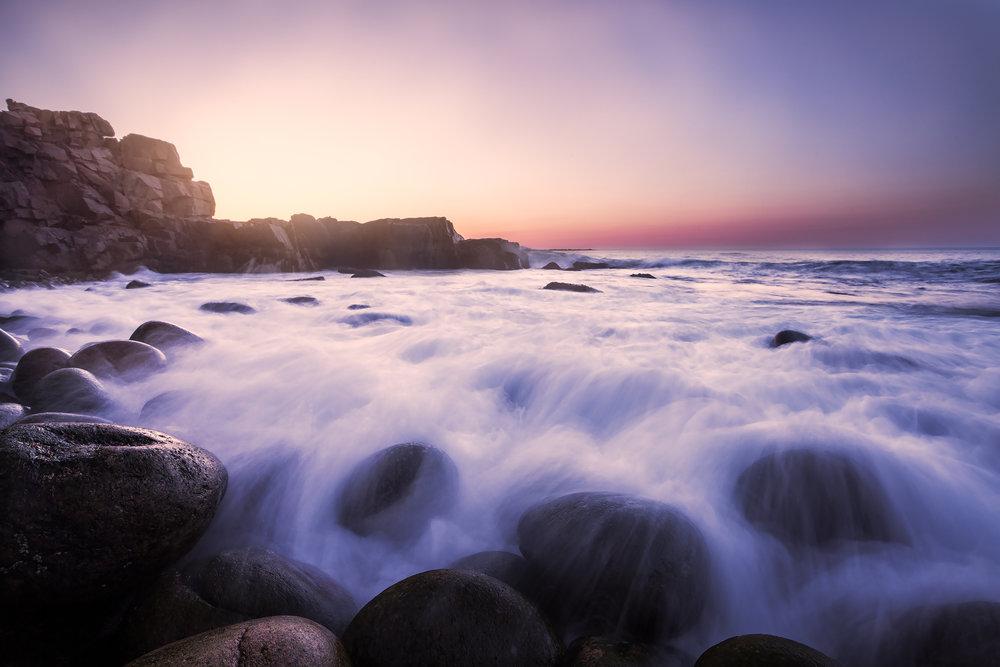 Maine Landscape Photography Workshop Acadia National Park Sunrise