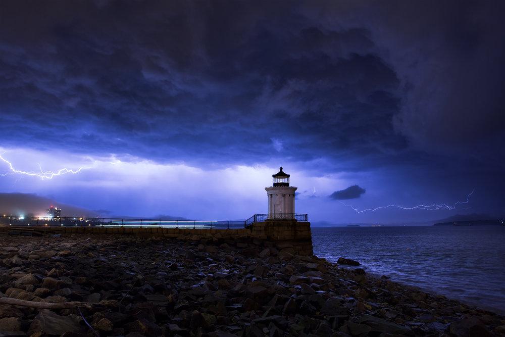 Maine Landscape Photography Workshop Bug Light