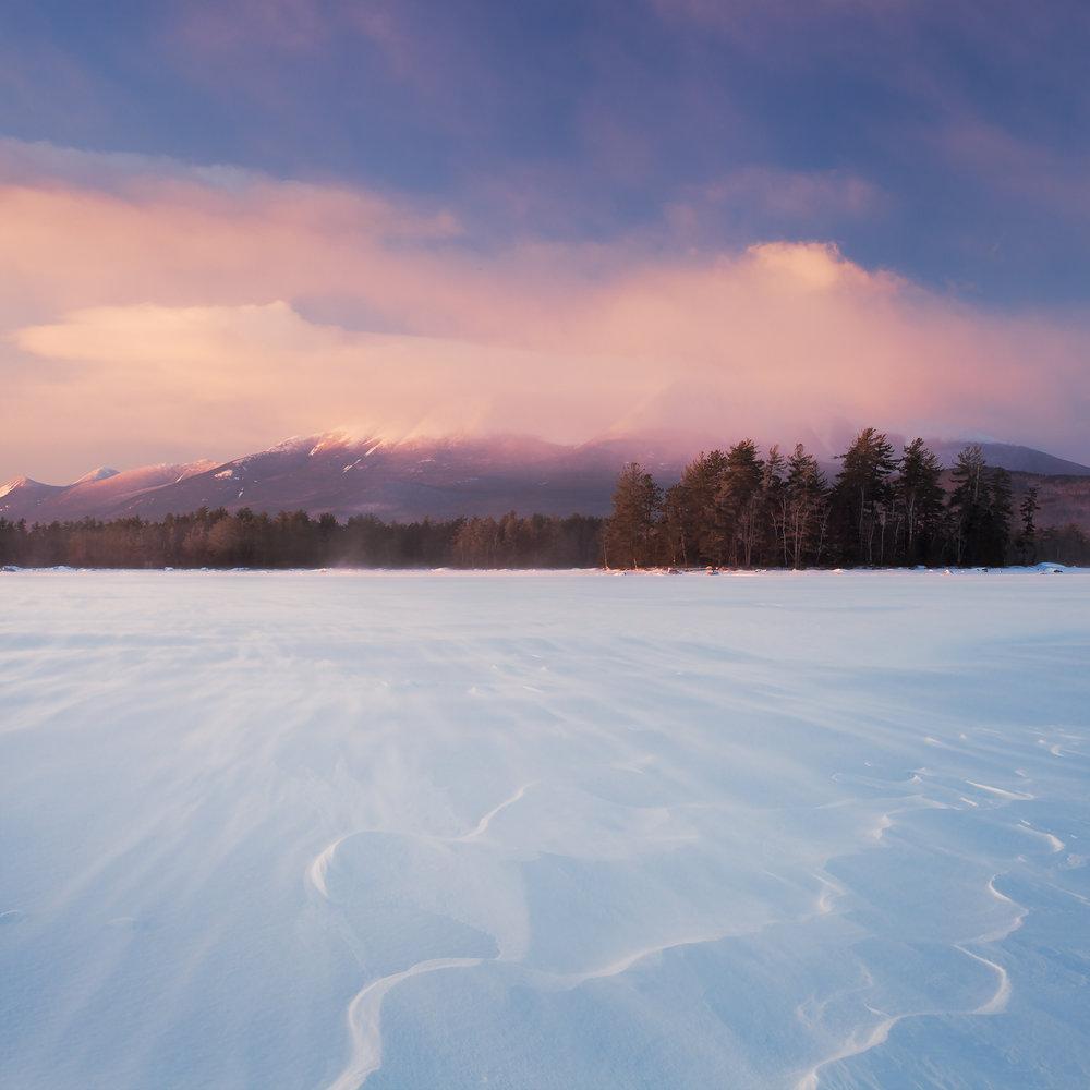Maine Landscape Photography Workshop Mount Katahdin