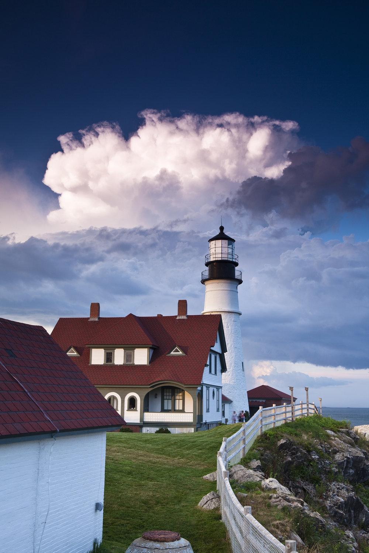 Maine Landscape Photography Workshop Portland Head Light