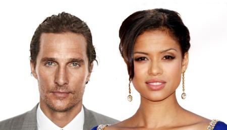 The feature film, The Free State of Jones, stars Matthew McConaughey and Gugu Mbatha-Raw.