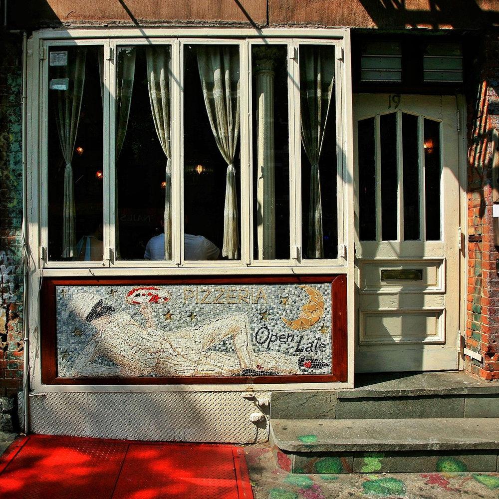 Lil Frankie's Old Storefront