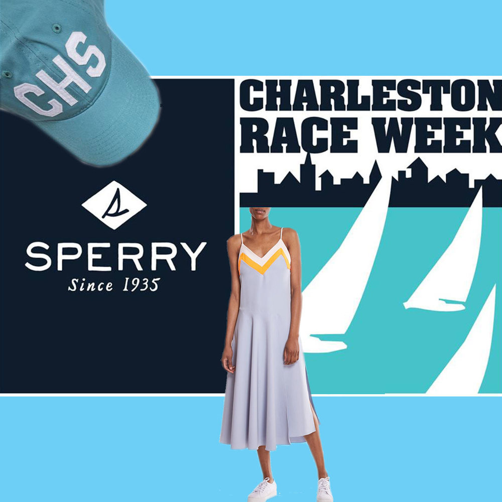 Sperry Charleston Race Week | Charleston Harbor | 2018