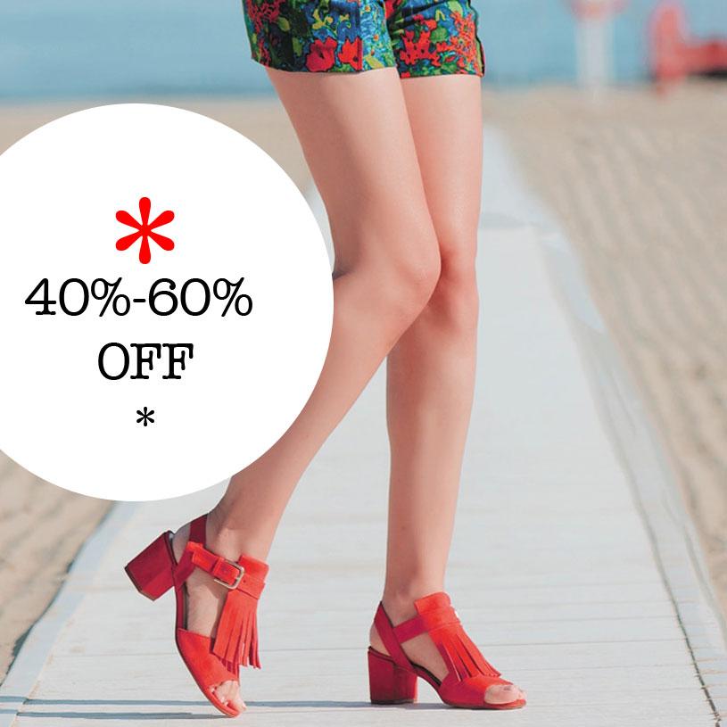 Semi Annual Sale | Rangoni Shoes | Chareston, SC