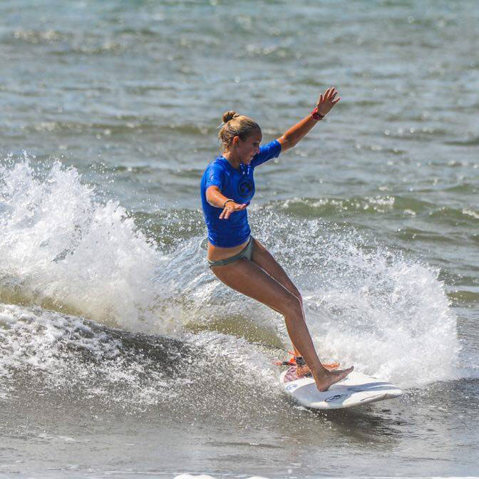 Sol Surfers Surf Camp has ongoing camps all summer long.