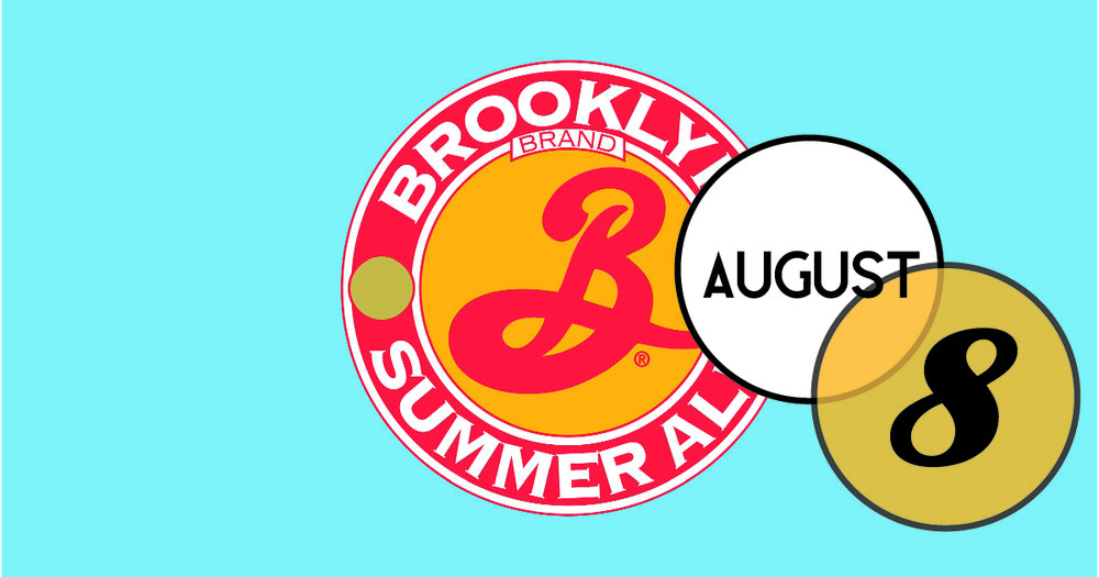 Competition and ice cold Brooklyn Summer Ale. Where's your team?