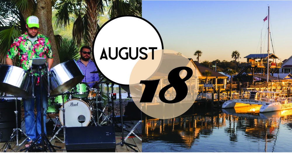 Holy City Steel Collective will perform at Tavern & Table, Saturday, Aug 18th.
