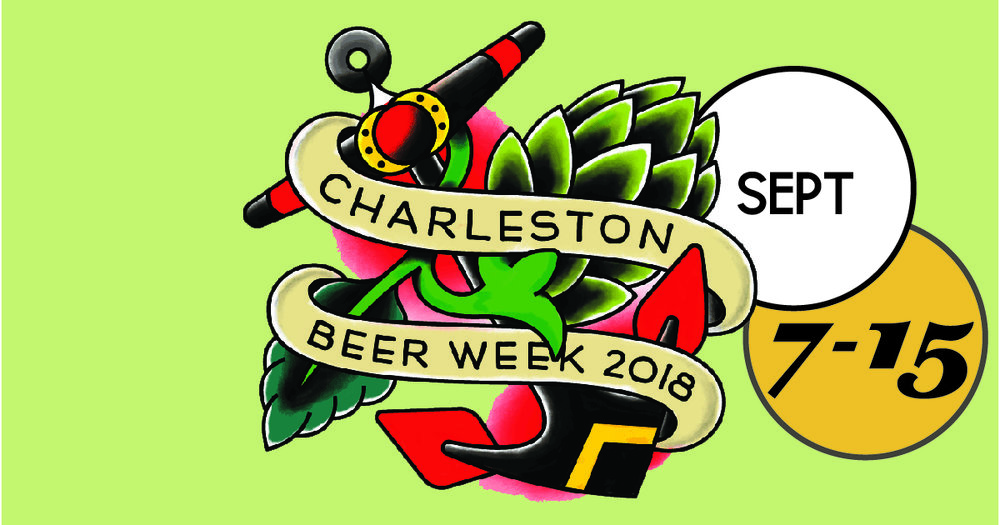 The 6th Annual Charleston Beer Week will be held from September 7th through September 15th throughout the Holy City.