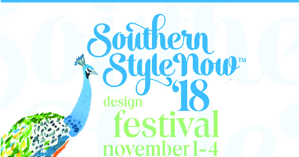 The Southern Style Now festival is a celebration of design, marked by keynotes, panel discussions, cocktail and dinner parties, exhibitions, and a showhouse. The 2018 festival offers unique networking opportunities while celebrating Southern design in Charleston, one of America's most beautiful and beloved cities.