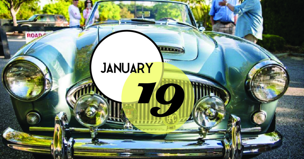 Browse unique, antique and other cool cars at our monthly Cars & Coffee! Coffee at Freshfields Village on Kiawah Island.