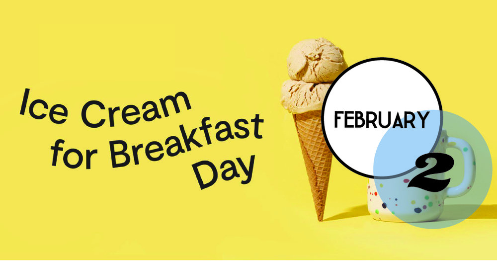 Jeni's Splendid Ice Creams (King Street) and Jeni's Splendid Ice Creams will be serving free ice cream on Saturday, Feb. 2—Ice Cream for Breakfast Day to support She Should Run—a nonprofit working to get 250,000 women running for elected office by 2030. 100% of all profits will be donated to She Should Run.