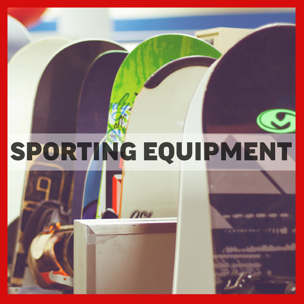 Sporting Equipment
