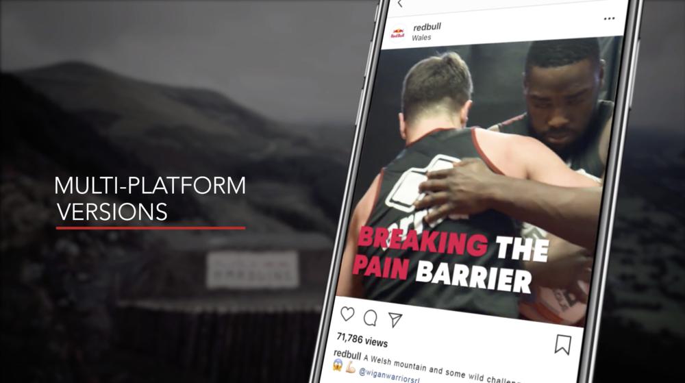 No matter what the platform, we'll deliver content that fits.