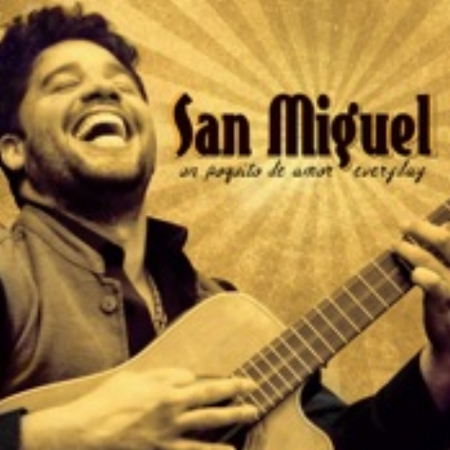"San Miguel, Musician  In his home country of Cuba,  San Miguel Perez  is known as  ""El Tresero Moderno""  (The Modern Tresero).  An exceptional musician, he is considered one of the best tres and guitar players in Cuba and has been awarded with a  Cubadisco Award for Best Tresero and Best Música Tradicional Cubana .  Born in Granma, Cuba, he is also a singer, percussionist and composer, and he is highly respected for his knowledge of Cuban music.  In Cuba, he was an integral band member for  Adalberto Alvarez  y Su Son, (the ""gentleman of son music"") as well as for  Jóvenes Clásicos del Son , Soneros de Verdad, and the new generation of the now legendary ""Buena Vista Social Club"".  In addition, he was part of the GRAMMY nominated production   100 Sones  of Edesio Alejandro .  He now resides in Los Angeles, and most recently has been writing, playing and recording with Peruvian born singer-producer  Cecilia Noël  and with Grammy award winning artist  Colin Hay (Men at Work).   His album   UN POQUITO DE AMOR EVERYDAY  , will be released this spring with a lead single ""Un Poquito de Amor Everyday (Everybody Needs Some Love Today)"", a Spanish/English hybrid that features Colin Hay on English vocals.  San Miguel is currently serving as a musical mentor to the Sonic Young Adult Program at the Child and Family Guidance Center."