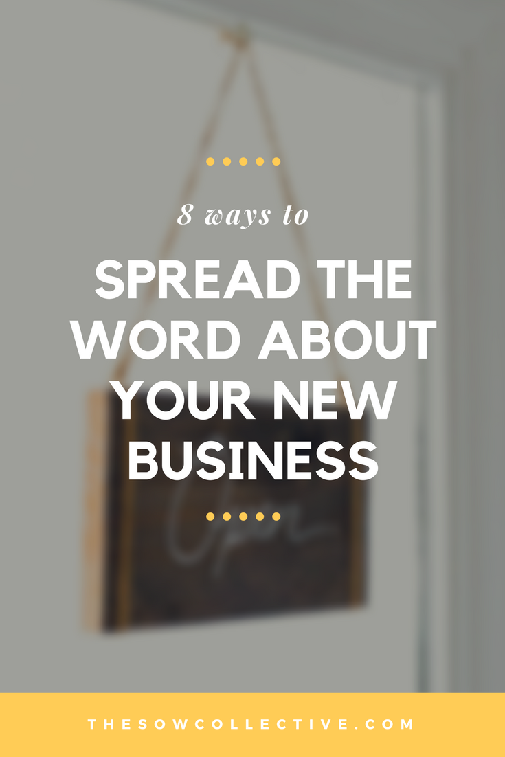 TSC-How to Spread the Word About Your New Business.png