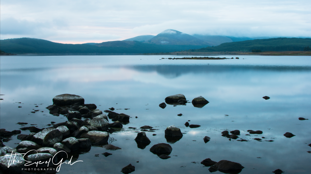 Morning Light, Loch Doon