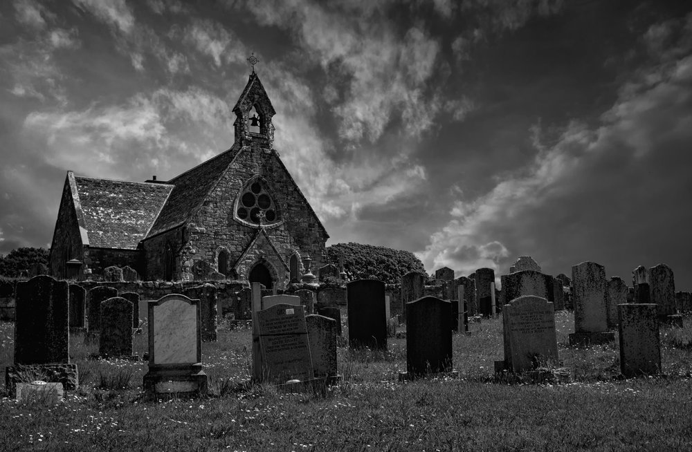 'The Auld Kilmory Kirkyard'