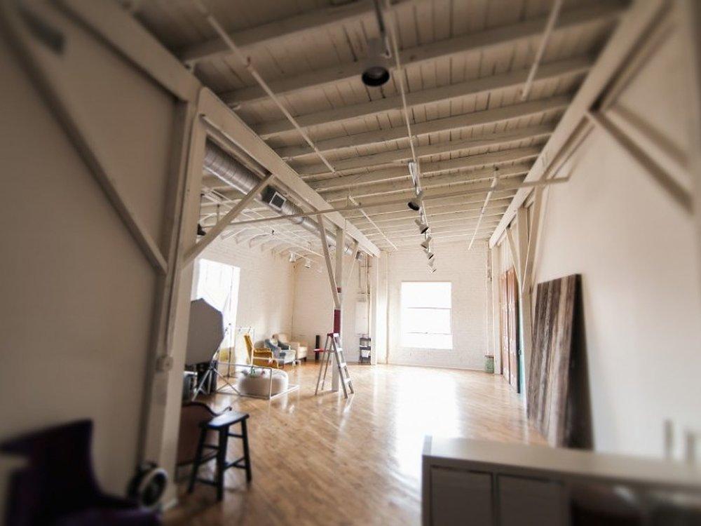 3 - Beautiful Loft StudioEstimated Quote: $300