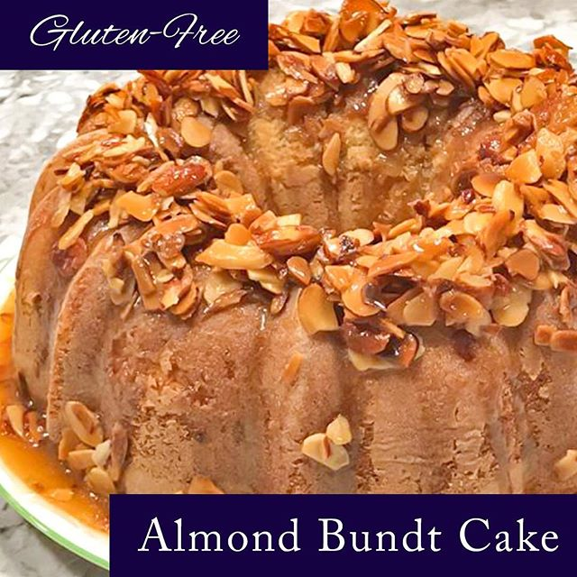 This dense, extremely moist #glutenfree #almondbundtcake has lots of flavor. For almond lovers, it could become your go-to #dessert.  Find the recipe by clicking the link in the bio! — https://www.nosacrifices.com/almond-bundt-cake — • • • • • • • • #IlovetoBake #cake #thanksgivingdessert #thanksgivingdinner #nosacrifices #fallrecipes #glutenfreerecipes #glutenfreeliving #nofilter #holidayseason