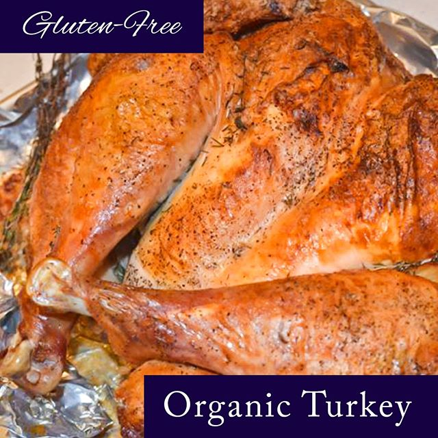 There are many recipes for cooking a turkey, but the key to a moist and tender bird is to cook it slowly (a lower temperature)... Find the full recipe by clicking the link in the bio! — https://www.nosacrifices.com/organic-turkey — • • • • • • • • #glutenfree #thanksgiving #thanksgiving2018 #thanksgivingturkey #nosacrifices #glutenfreelifestyle #organic #holidayspirit