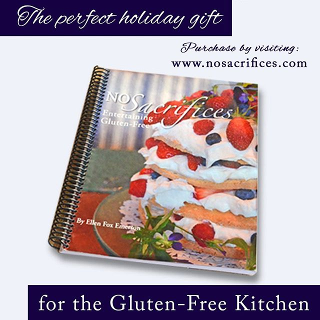 There are many recipes for cooking a turkey, but the key to a moist and tender bird is to cook it slowly (a lower temperature)... Find the full recipe by clicking the link in the bio! —  https://www.nosacrifices.com/cookbook/ — • • • • • • • •  #glutenfree #holidaygiftidea #holidays2018 #cookbook #nosacrifices #glutenfreelifestyle #organic #holidayspirit #glutenfreechef #glutenfreerecipes