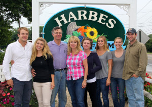 Ed Harbes Harbes Family Farm Mattituck NY