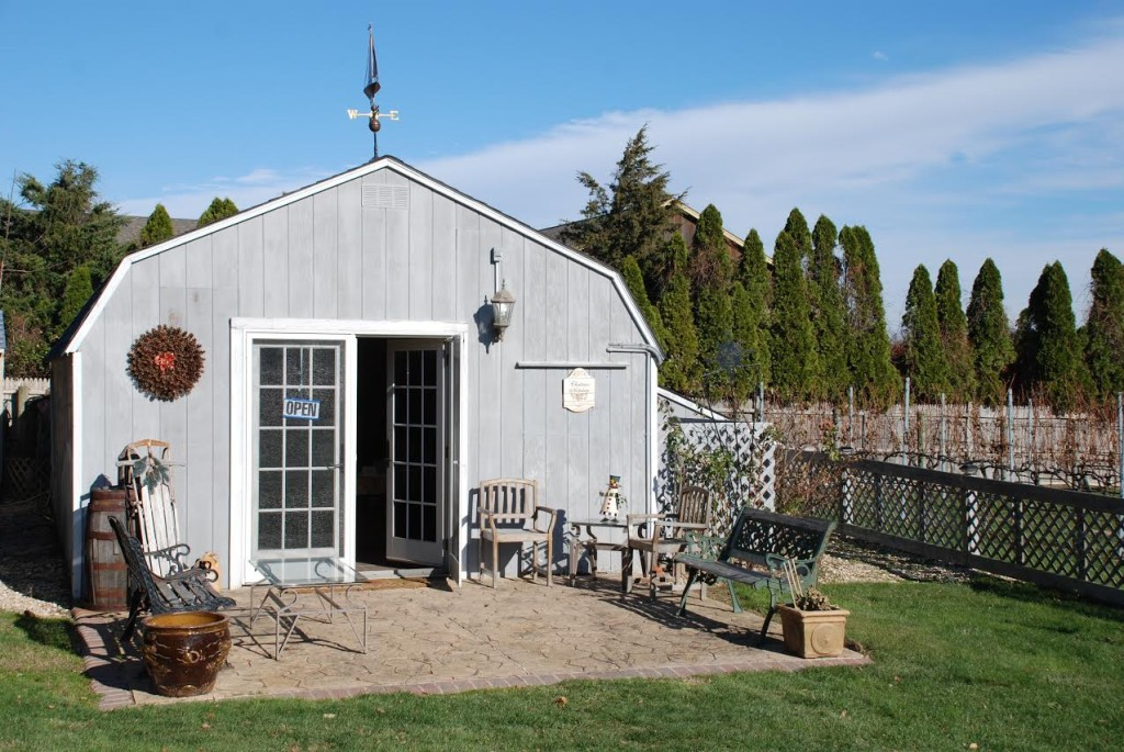 North Fork Vineyard Barn