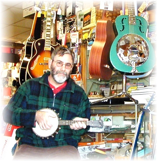 Ron Rothman Vintage Guitars Rothman's Department Store Southold